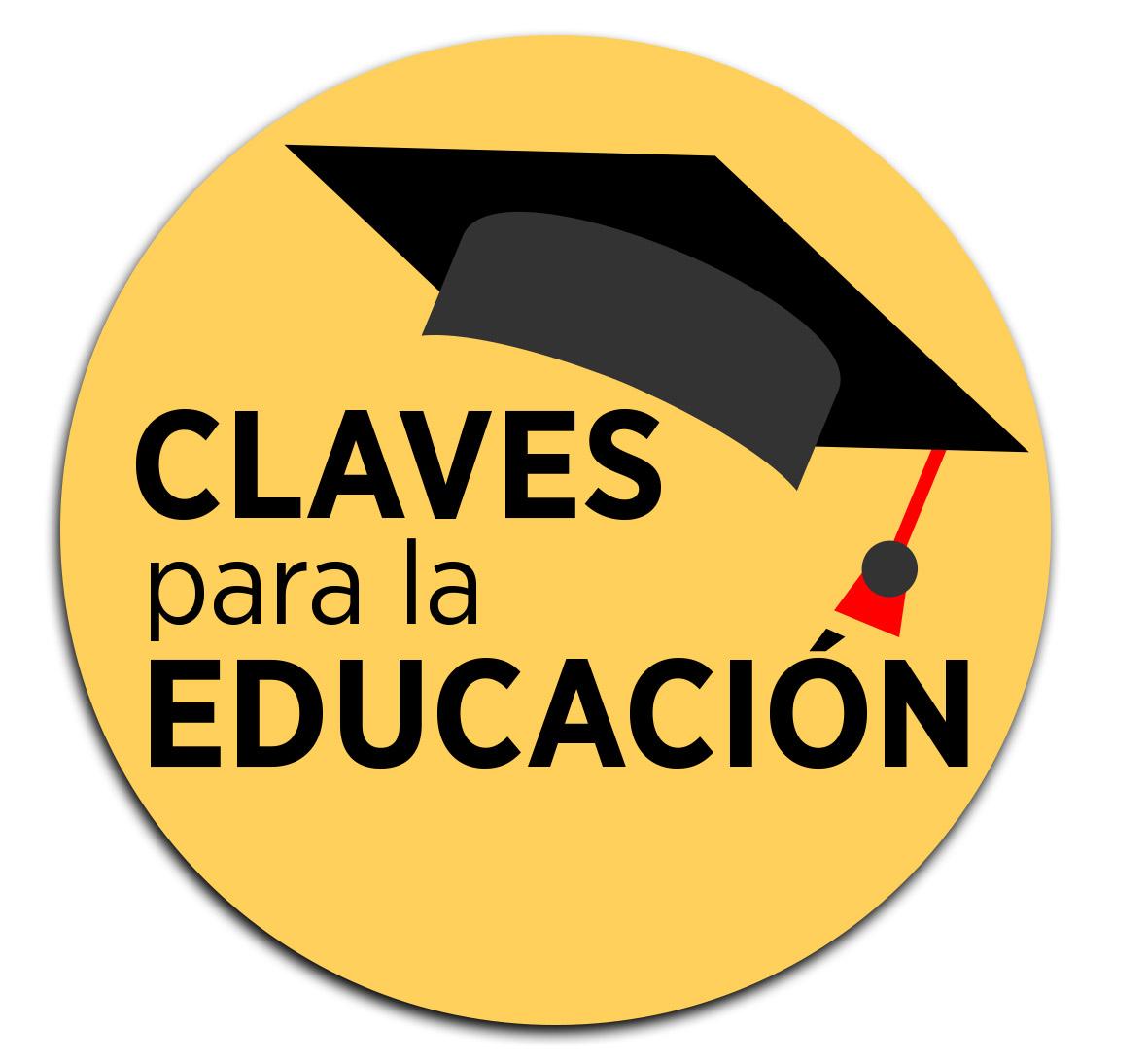 Logo Colección Claves para la Educación