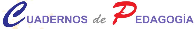 Logo Cuadernos de Pedagogía